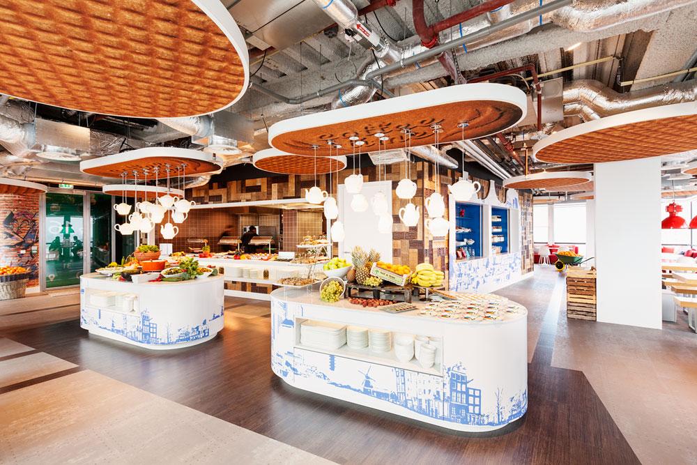 Hoofdkantoor Google, Zuidas in Amsterdam