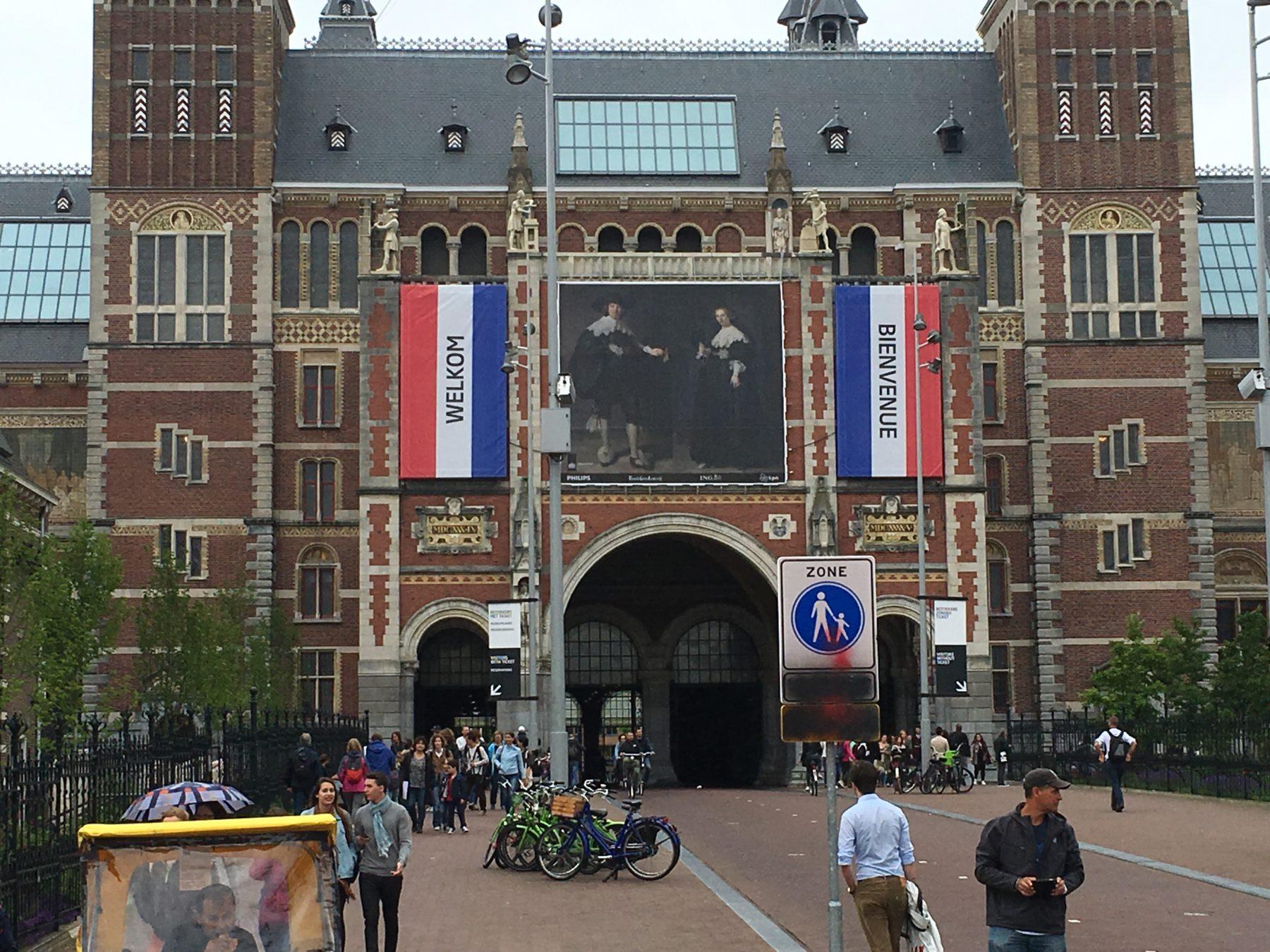 Maarten en Oopjen, Rijksmuseum Amsterdam