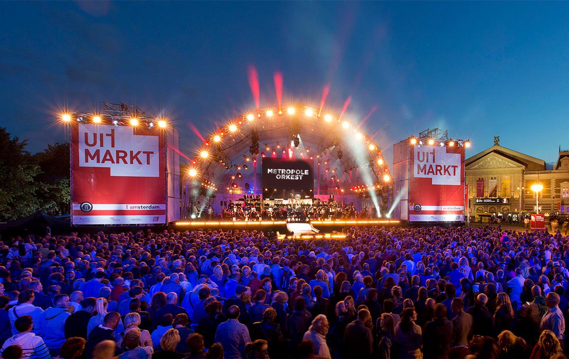 Uitmarkt, Amsterdam