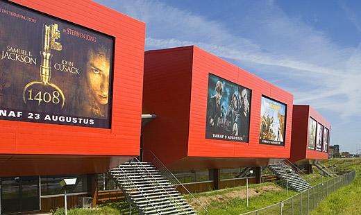 Cinemec, Ede, Nijmegen en Utrecht