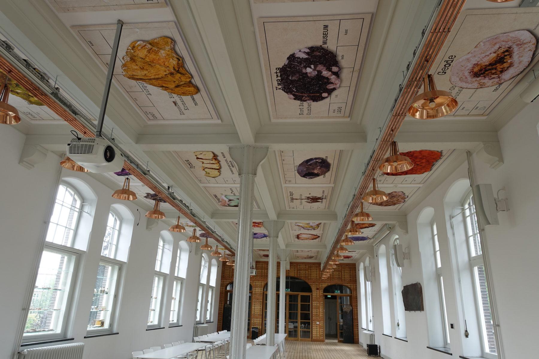 Akoestische panelen, TU Delft