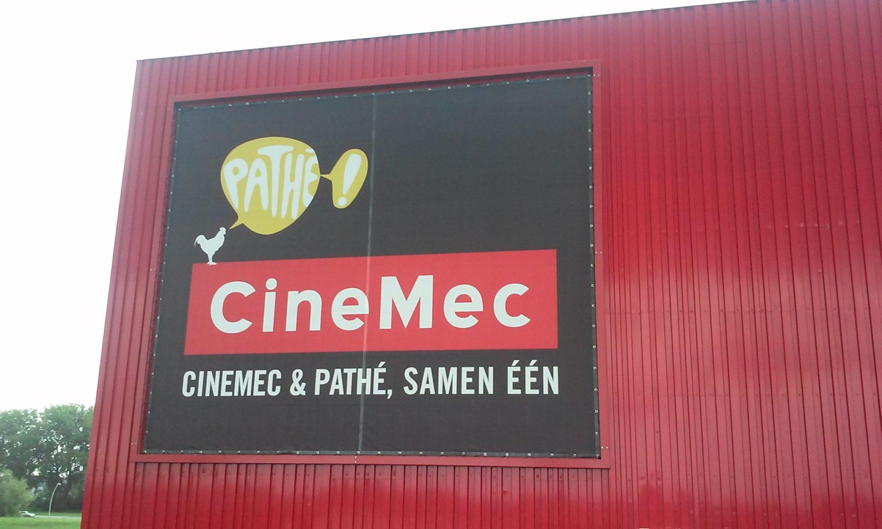 Cinemec & Pathé | Geveldoeken