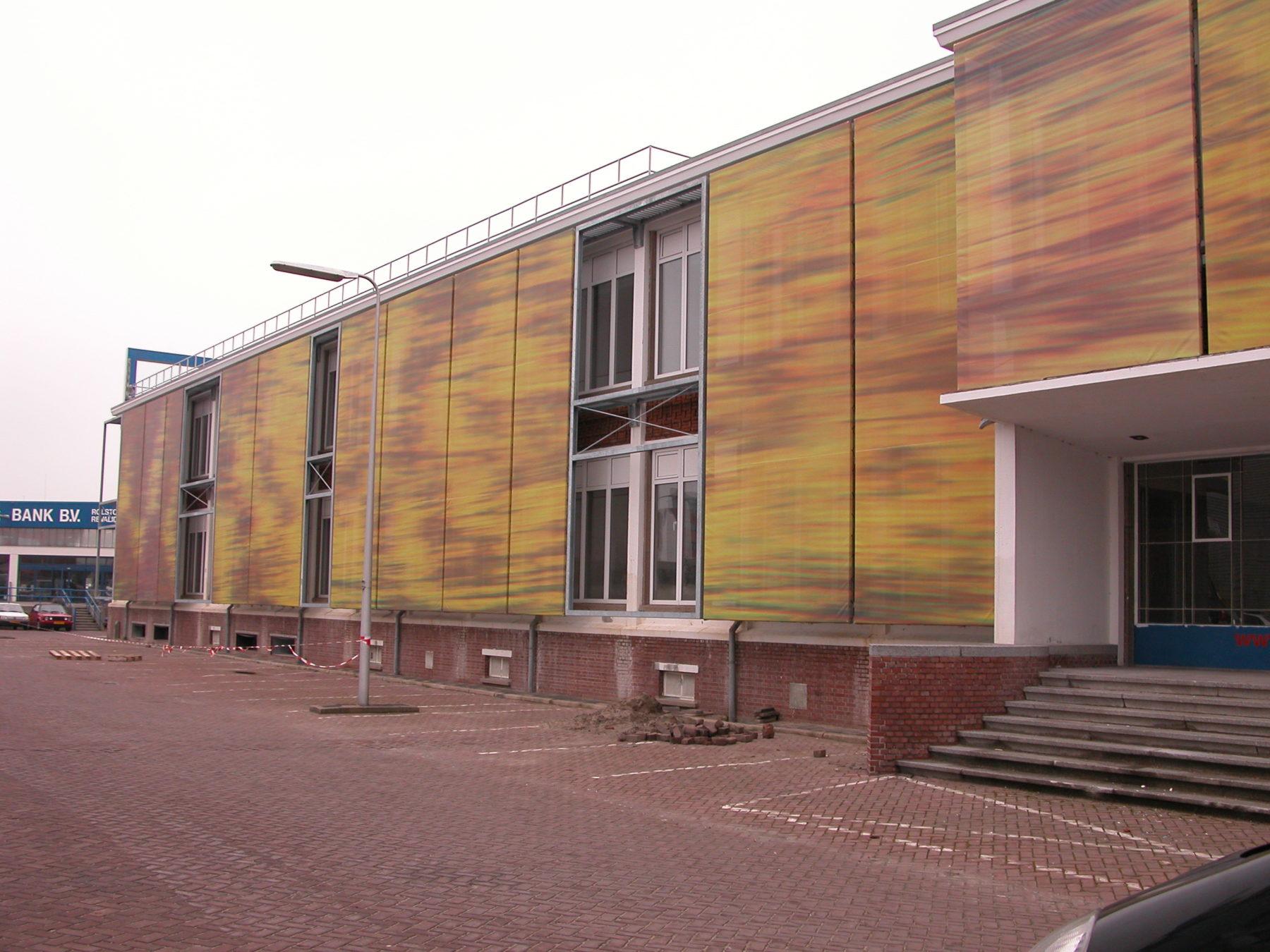 Caballero Fabriek, Den Haag