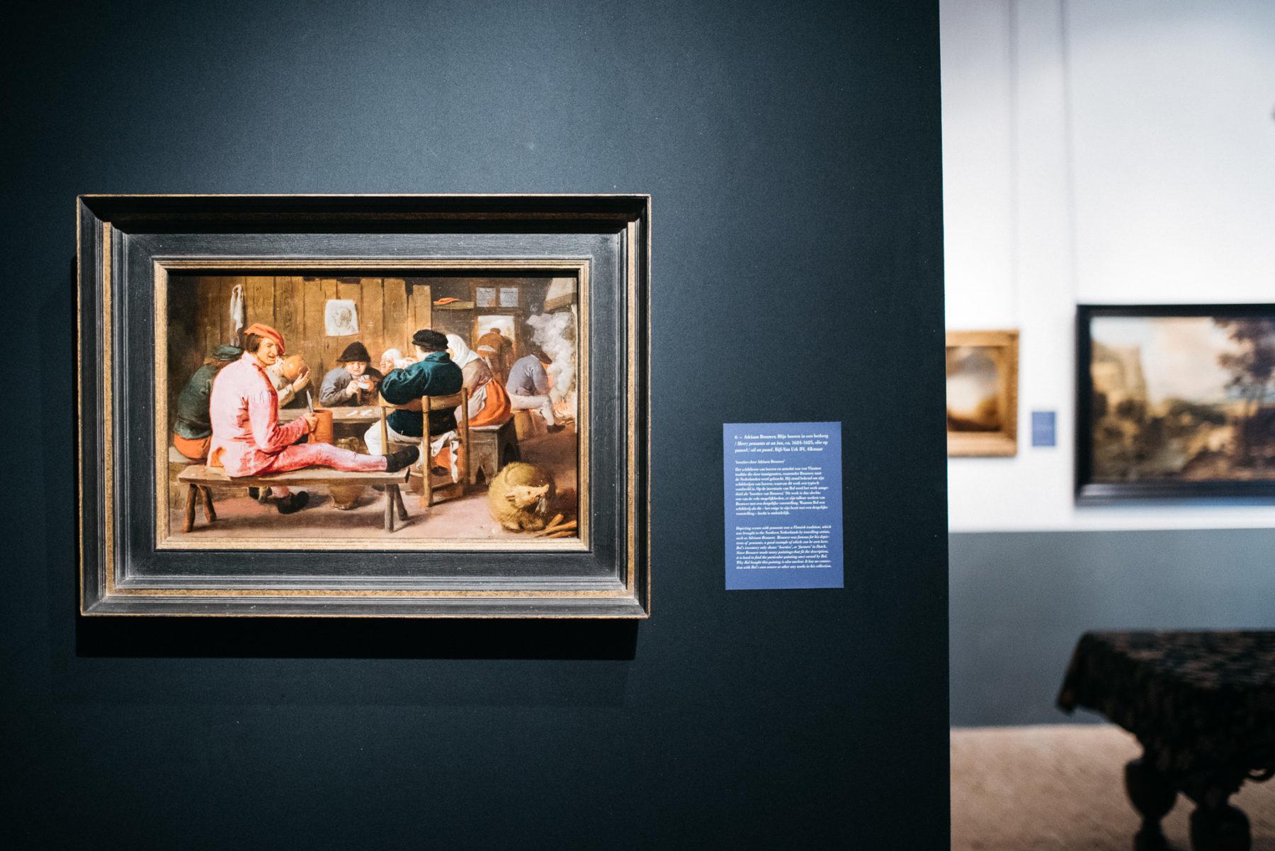 Ferdinand Bol in Museum van Loon, Amsterdam