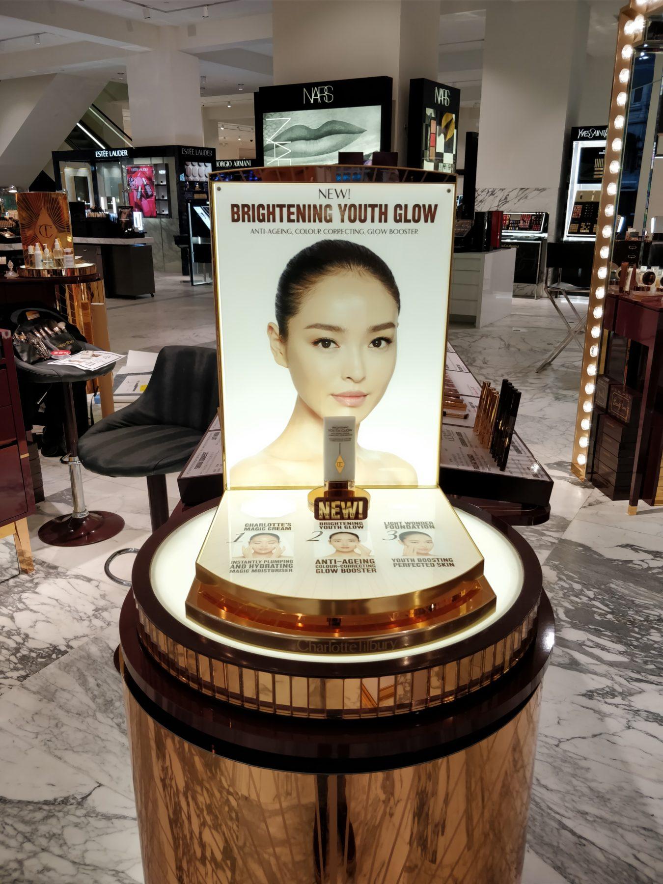 Charlotte Tilbury   Cosmetica Shops Bijenkorf