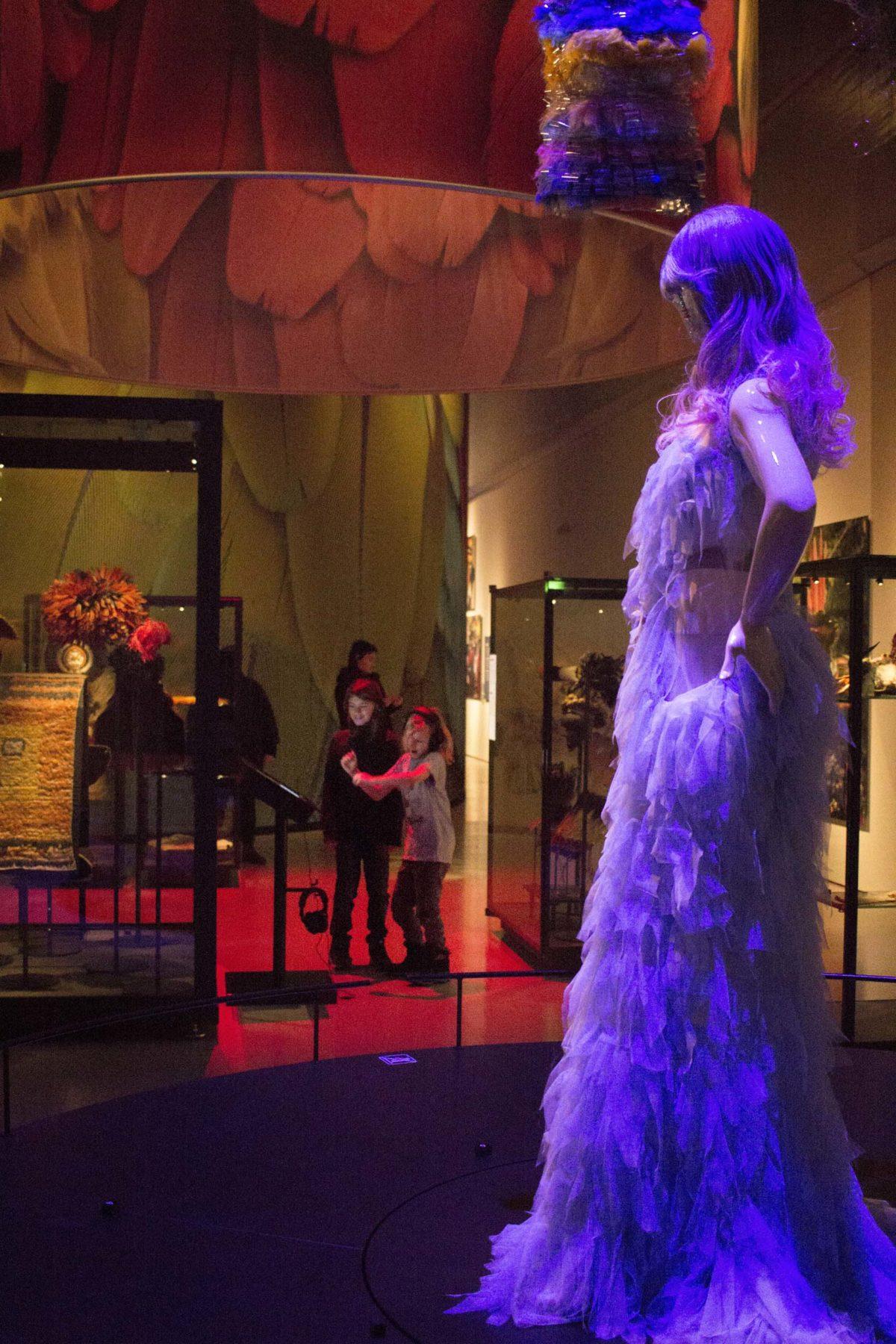 Nationaal Museum van Wereldculturen   Feathers, Gothenburg