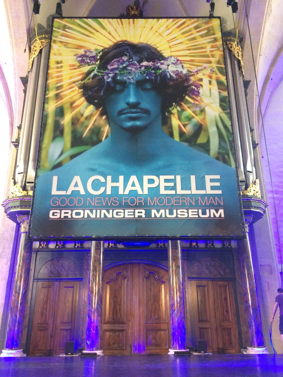 Groninger Museum in de Martinikerk, Groningen