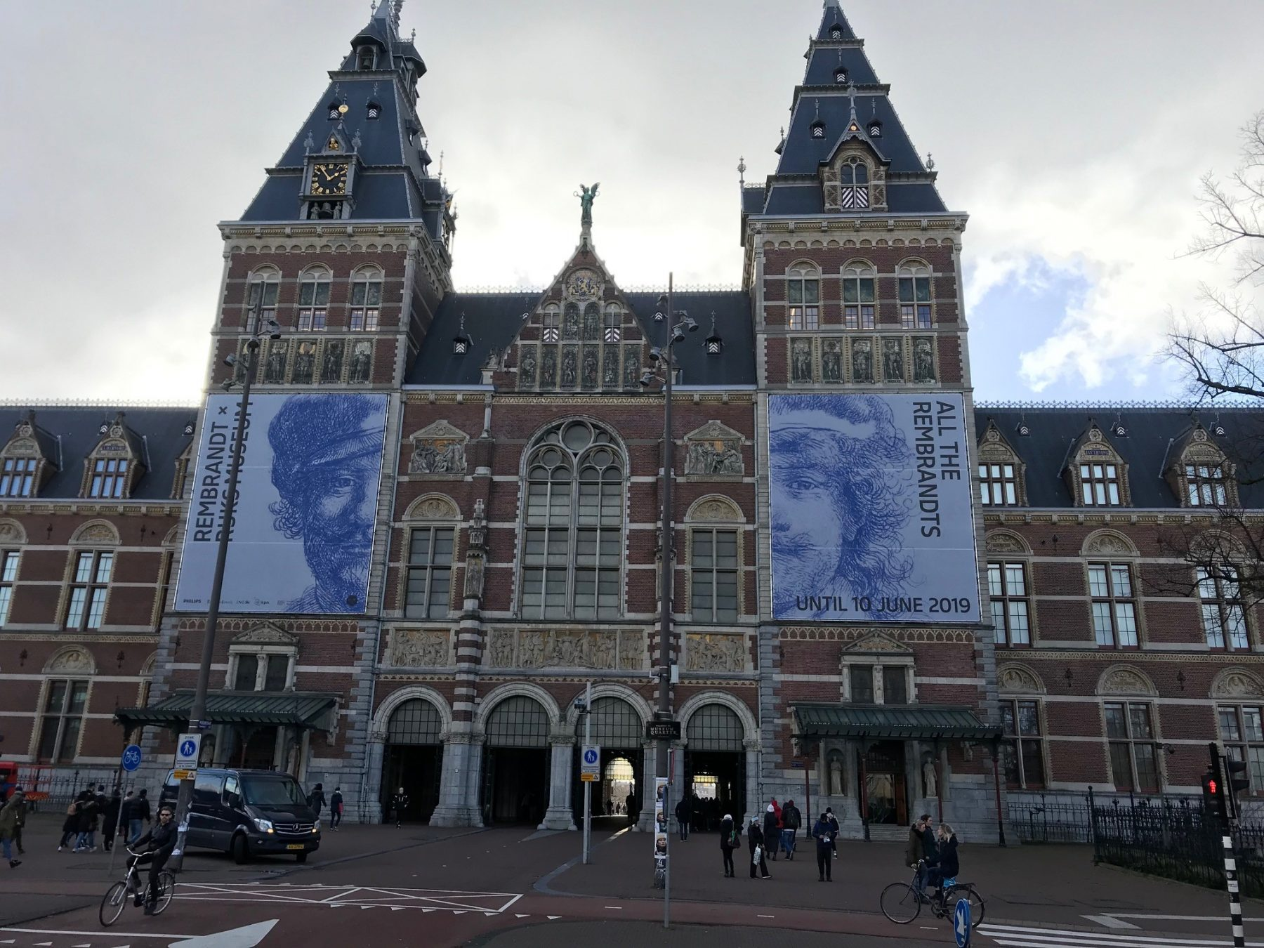 Rijksmuseum | All The Rembrandts, Amsterdam