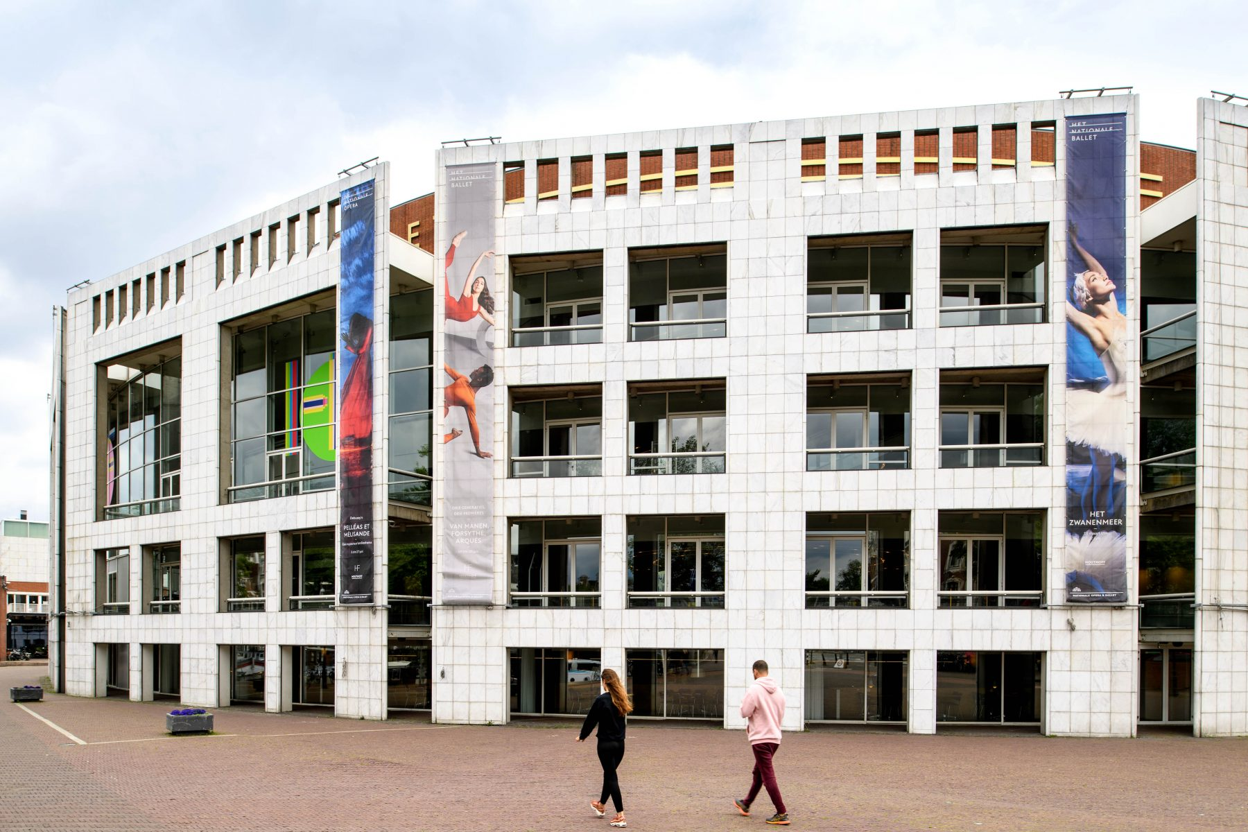Nationale Opera & Ballet, Stopera Amsterdam