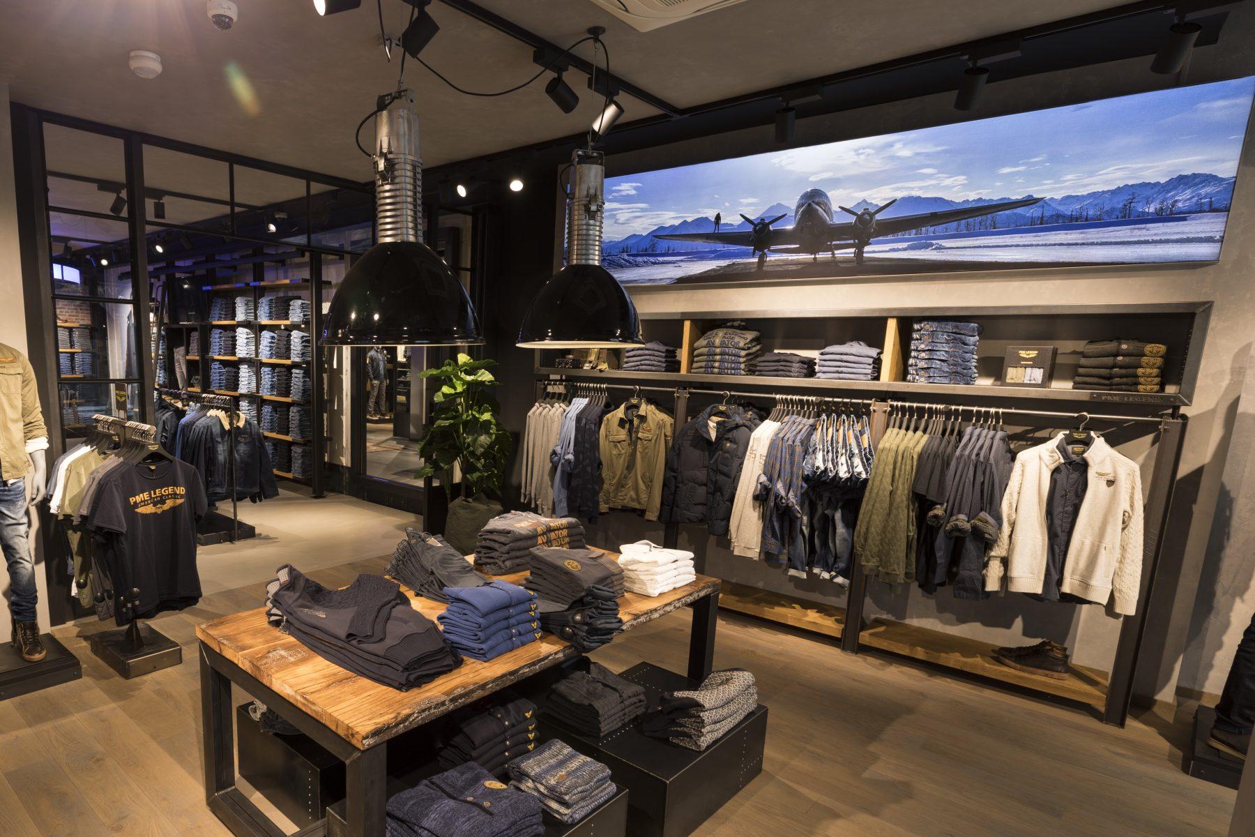 Just Brands Stores | PME Legend, Dusseldorf & Hasselt