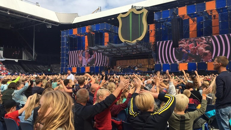 Guus Meeuwis | Groots met een zachte G, Philips Stadion Eindhoven