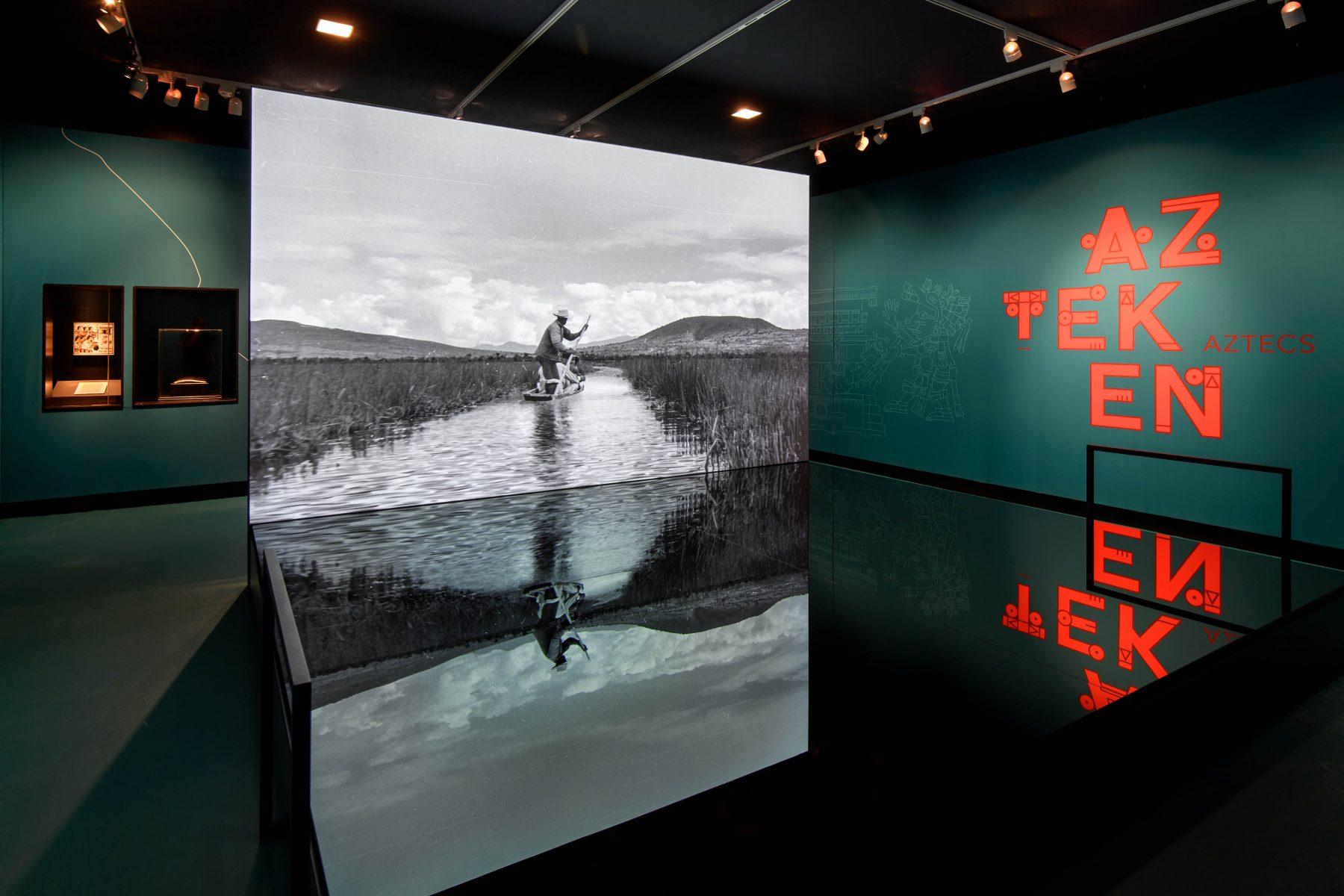 Tentoonstelling Azteken, Stuttgart