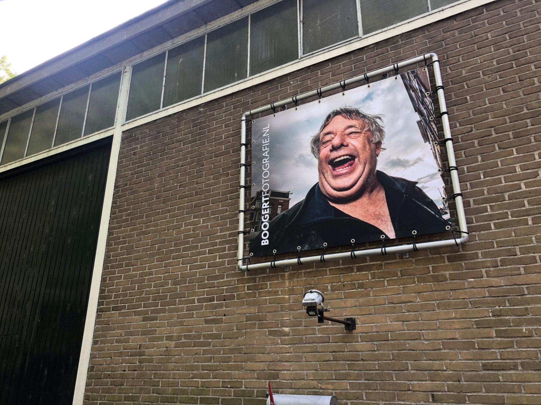 Henny Boogert Fotografie | Geveldoek